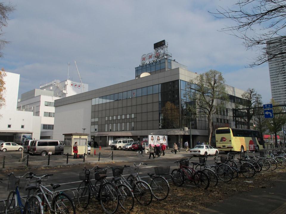 大通西1丁目NHK札幌放送会館: 札幌フォトブログ